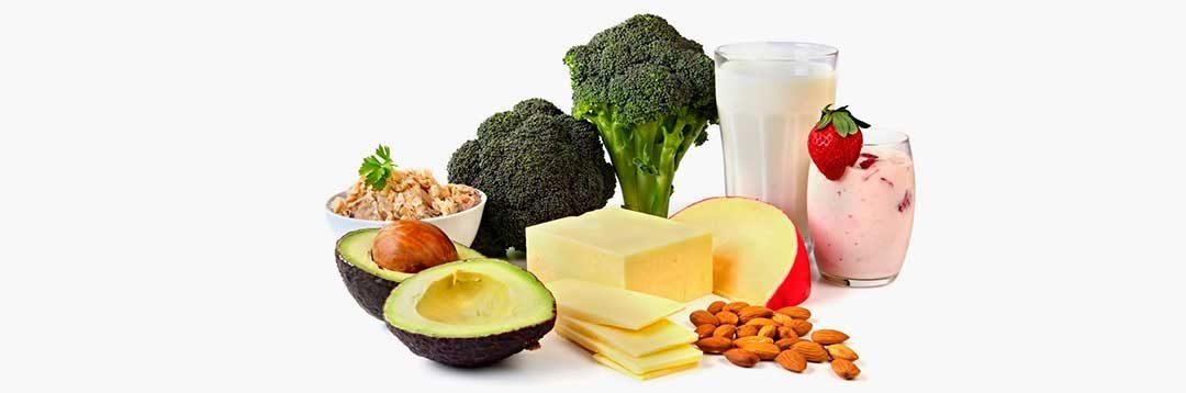 Importância do cálcio na alimentação das gestantes