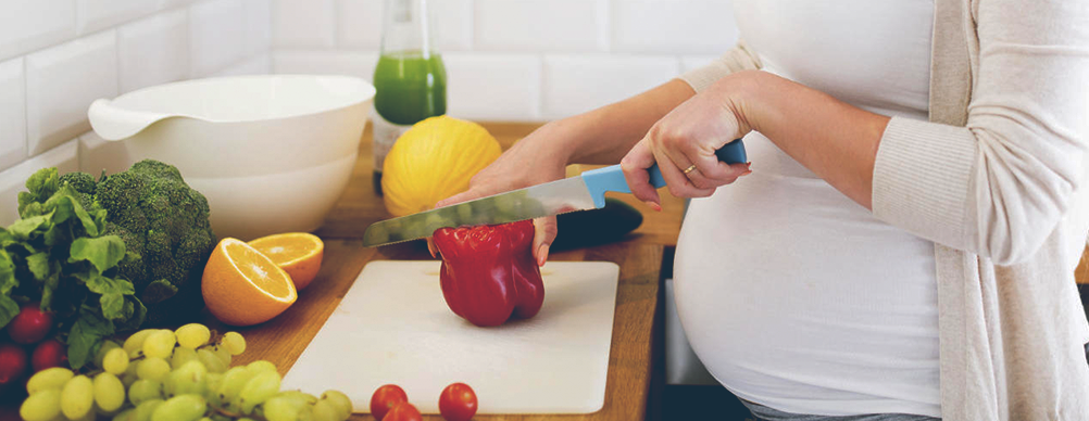 Mamãe vegetariana: quais os cuidados necessários na gestação?