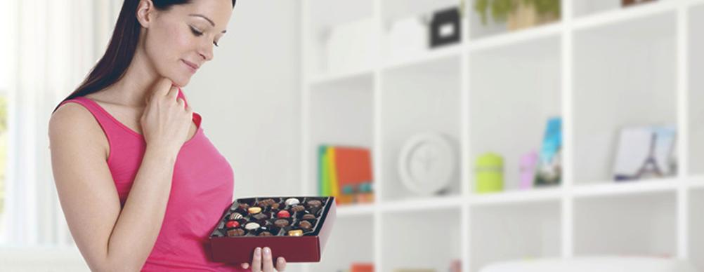 Como controlar a compulsão por doces na gestação?