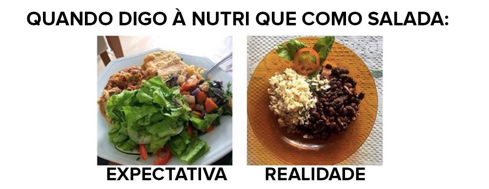 Como aprender a comer salada? Confira 5 dicas da #nutri: