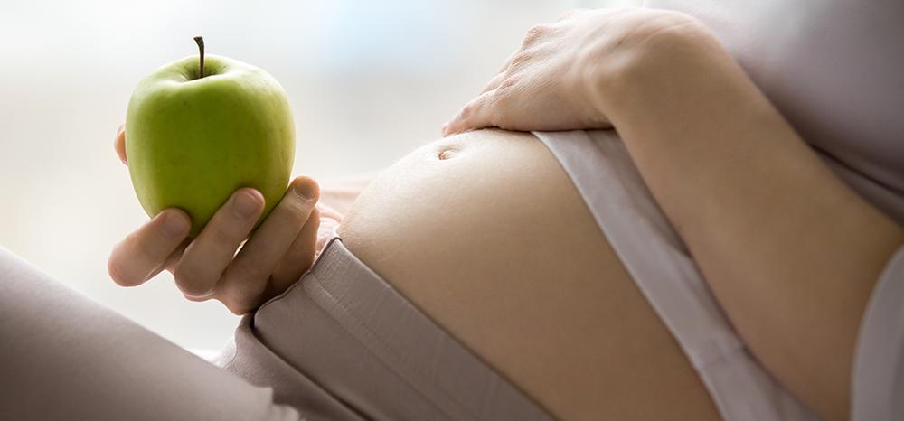 Uma dieta para cada trimestre da gestação